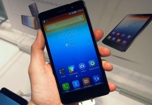 4 mẫu smartphone có dung lượng pin 'khủng' - ảnh 2