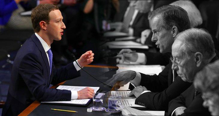 5 điểm nhấn trong phiên điều trần của CEO Mark Zuckerberg | Công nghệ