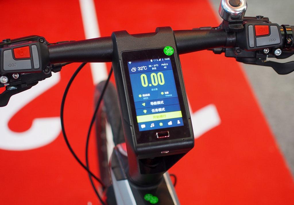 4 mẫu xe đạp thông minh1