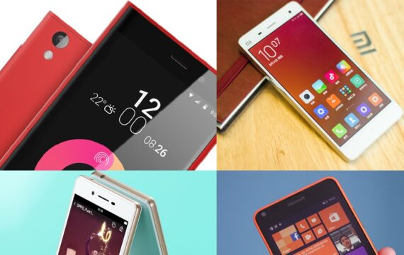 4 smartphone cấu hình mạnh, giá dưới 4 triệu đồng | Công nghệ