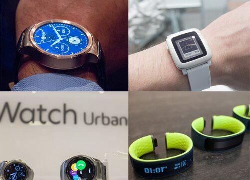 5 thiết bị đeo tay thông minh nổi bật nhất MWC 2015 | Công nghệ